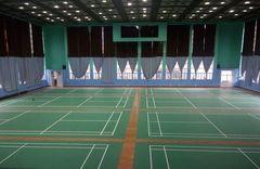 科技大学羽毛球馆