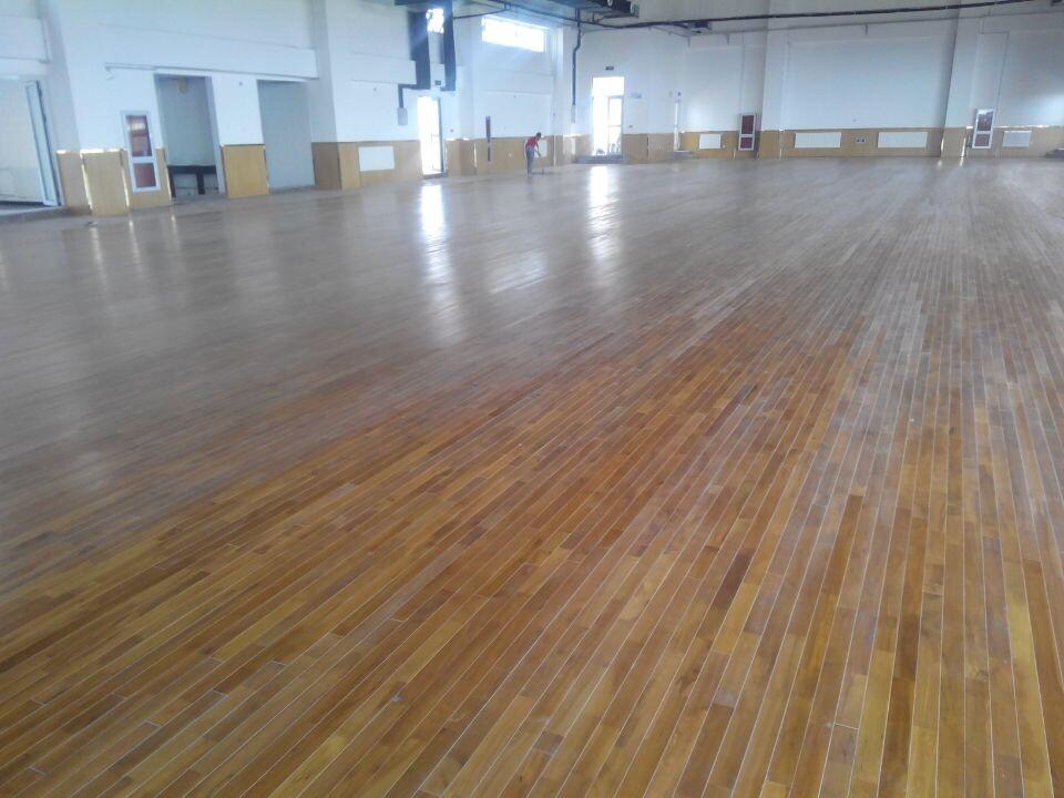 运动木地板的技术要求