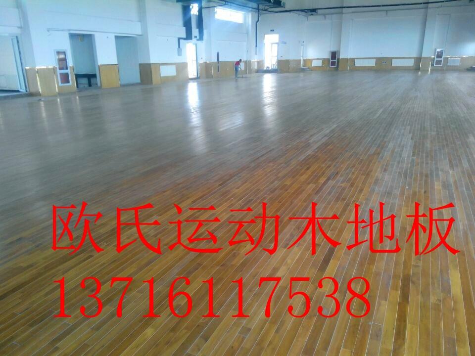 运动场木地板的规格尺寸受哪些影响