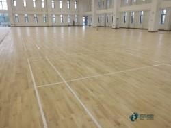 小学体育运动地板安装公司