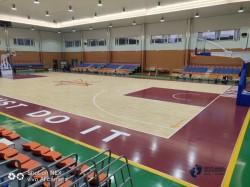 柞木篮球木地板