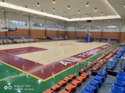 中等体育场地木地板施工单位