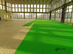体育场地木地板要多少钱