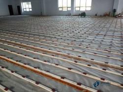 实木运动型木地板保养
