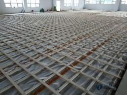 专业篮球木地板施工单位